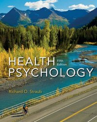 HEALTH PSYCHOLOGY 5TH EDITION